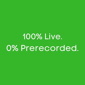 Online Customer Service Training: 100% Live.